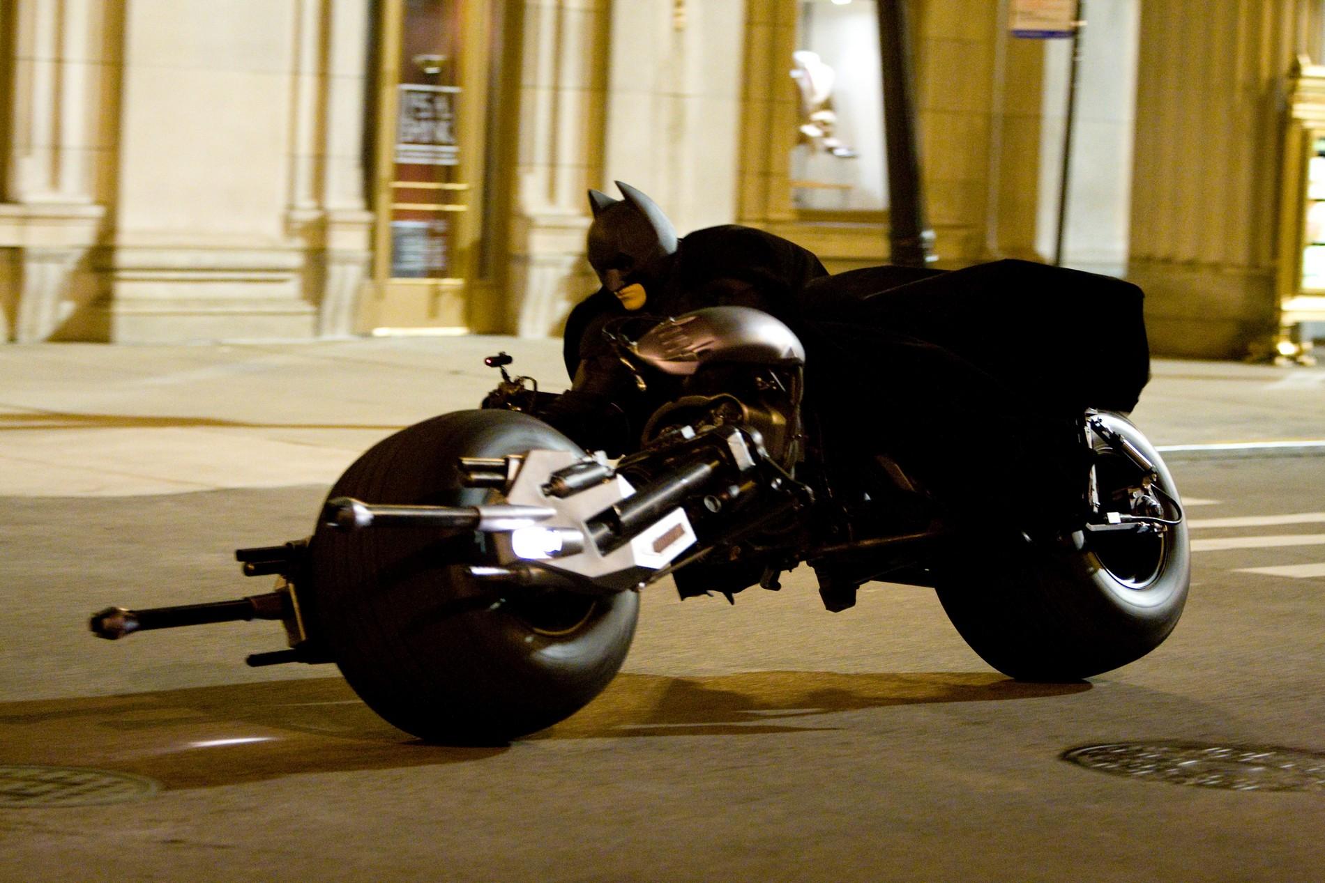 holy fat tires batman