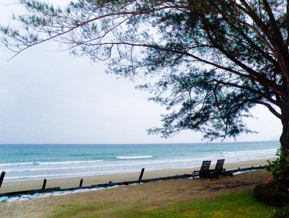 karambunai beach, Nexus